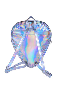 Festival Bag - Alien Backpack Holographic