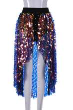 Moon Child Sequin Long Skirt