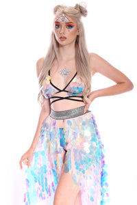 Unicorn Tears Sequin Bralette