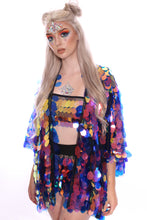 Moon Child Goddess Sequin Kimono