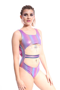 Lollipop Beach Fairy Bodysuit