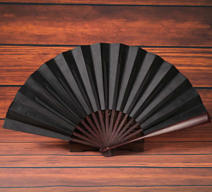 Festival Giant Fan - Black