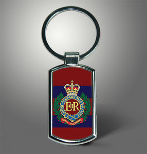 The Royal Engineers Keyring / Key Chain + Gift Box