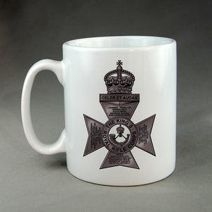 King's Royal Rifle Corps mug