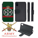 Royal Green Jackets iPhone Flip Case Cover