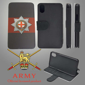The Coldstream Guards iPhone Flip Case Cover