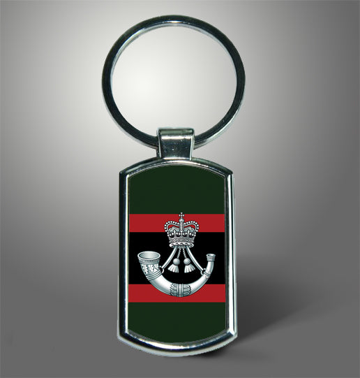 The Rifles Keyring / Key Chain + Gift Box