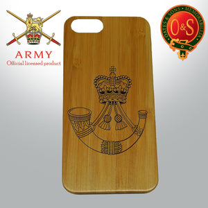 The Rifles bamboo wood iphone case COVER / 5 / / 6 /
