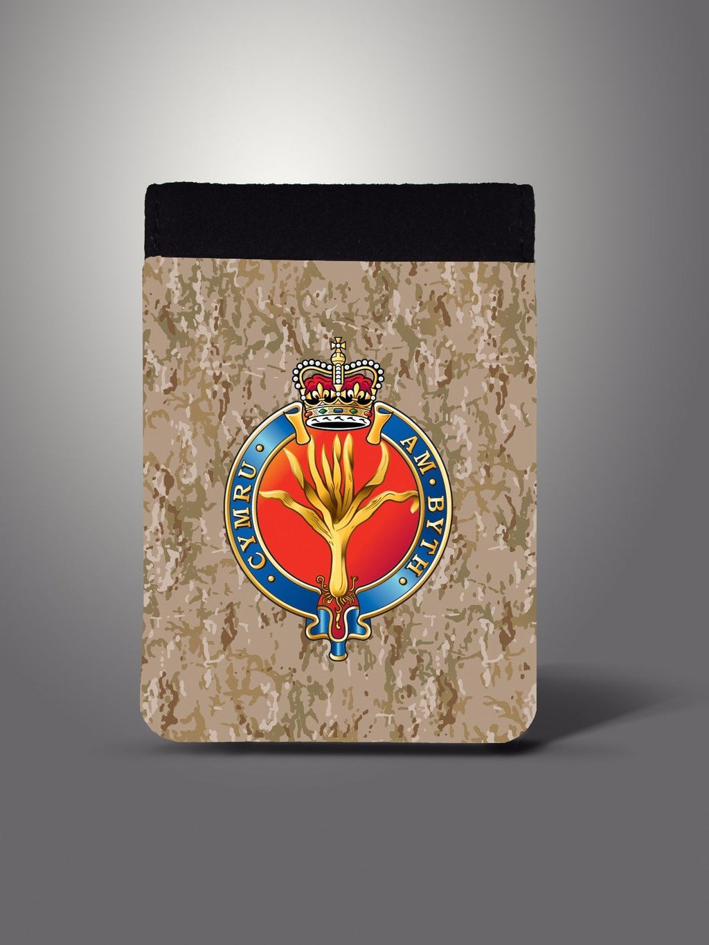 Welsh Guards Notepad