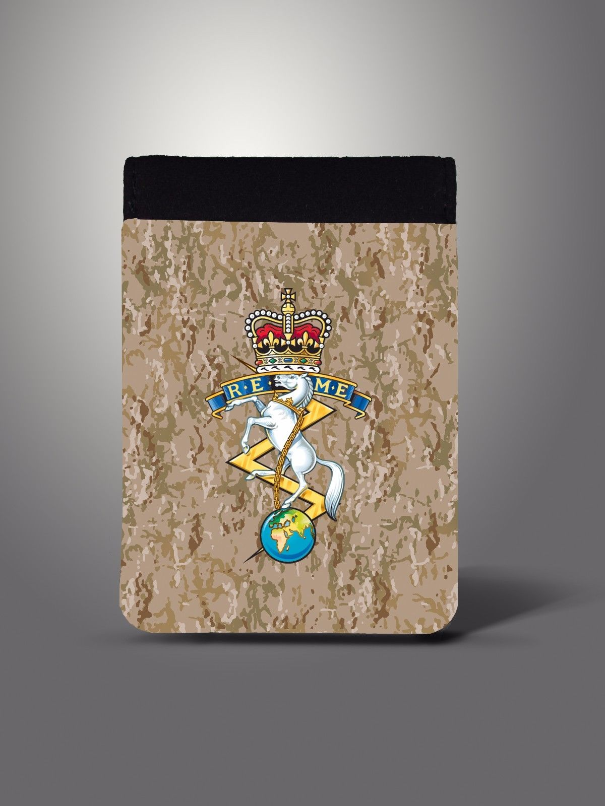 Royal Electrical and Mechanical Engineers REME Notepad