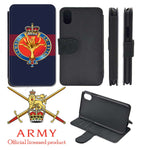 Welsh Guards iPhone Flip Case Cover