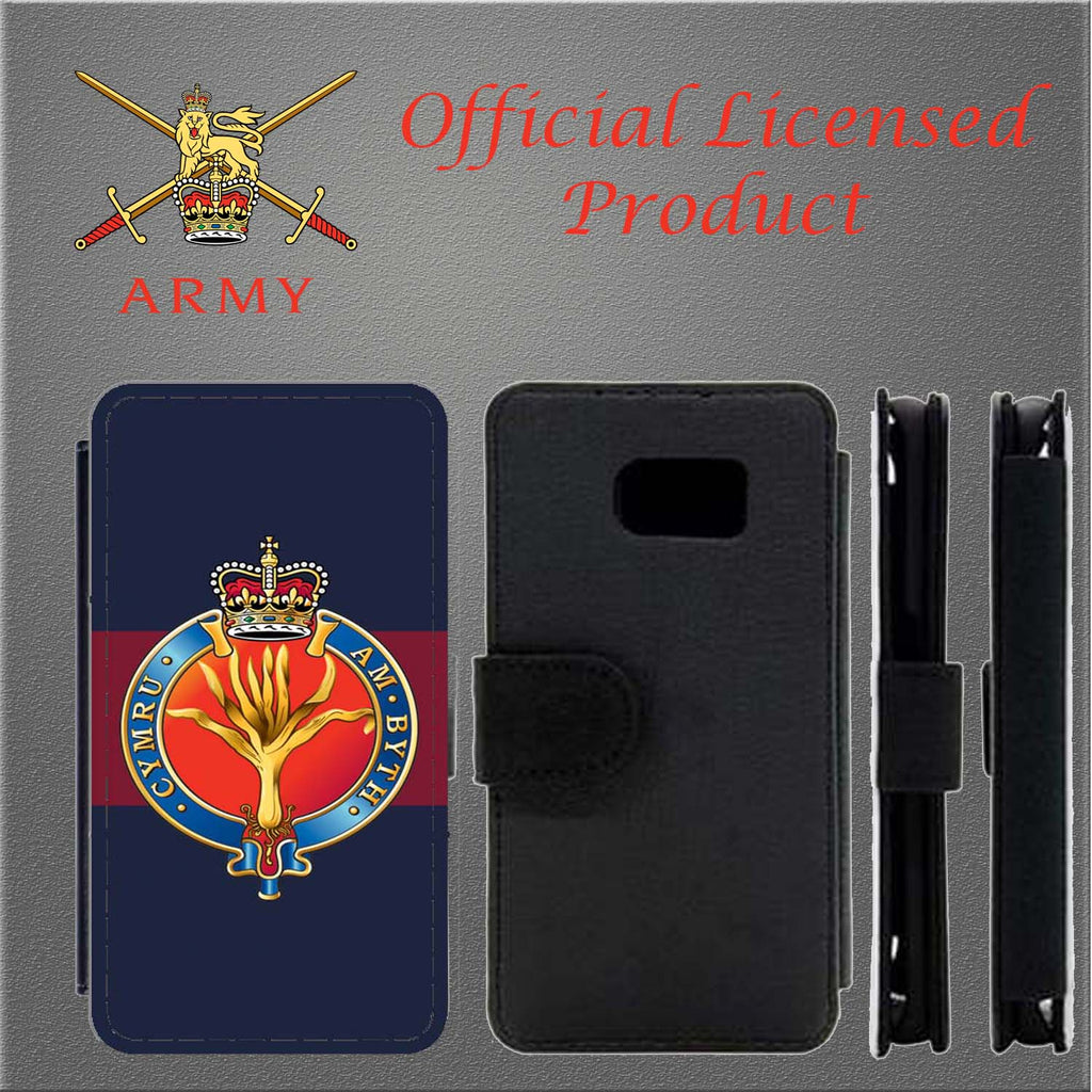 Welsh Guards Flip Case Cover Samsung Galaxy Flip Case Phone
