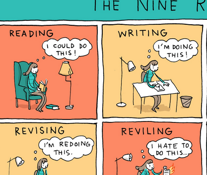The Nine Stages of Creativity