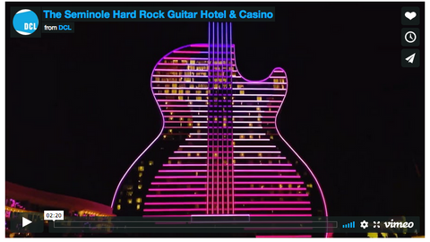 Hard Rock Hotel in Florida