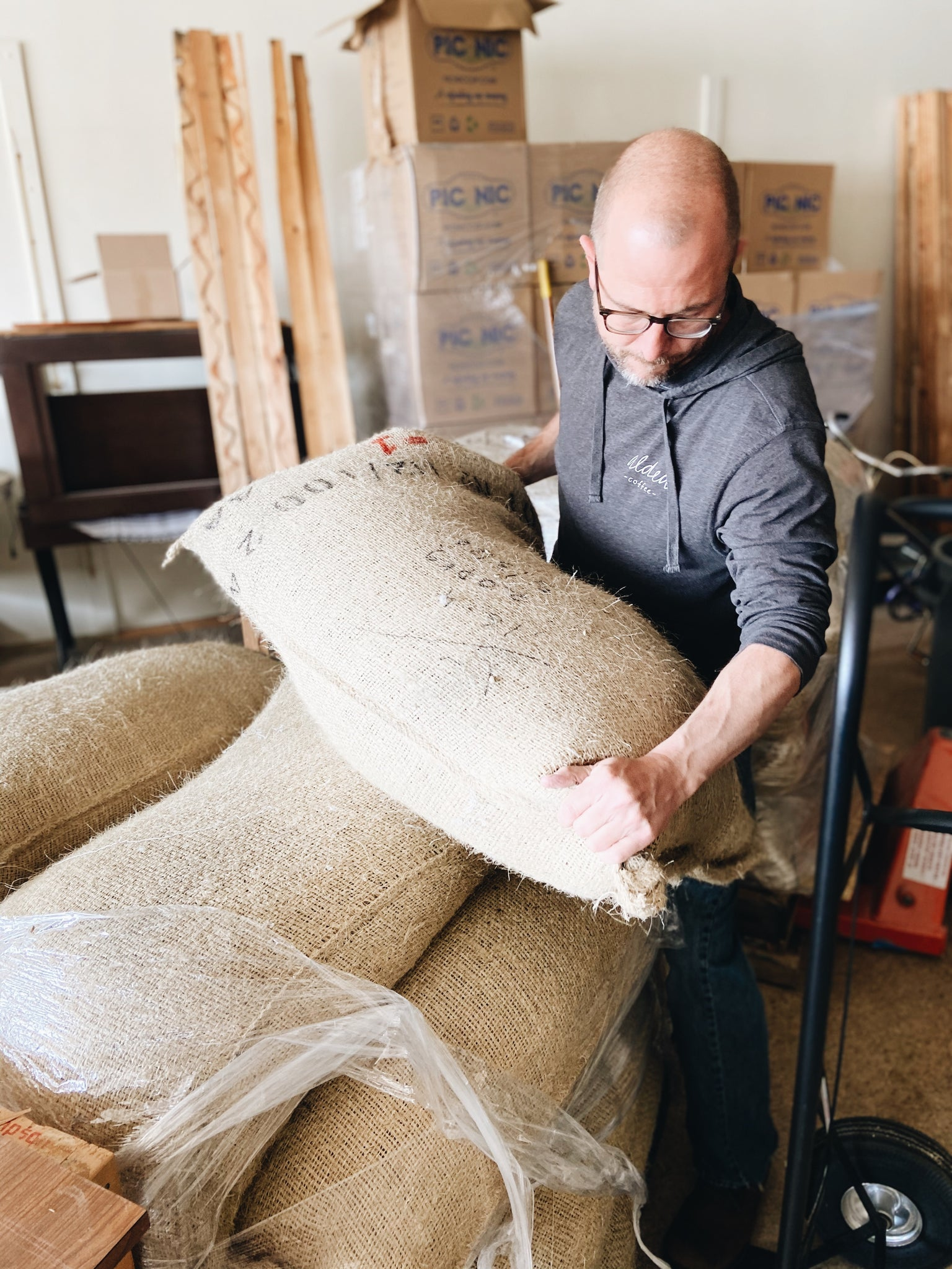 A Message from Aldea Co-Owner Jeremy Miller: A New Coffee, A Plane Crash and Unprecedented Times