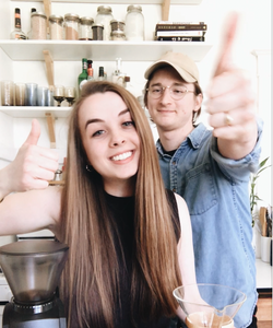 #AldeaAtHome - Brewing with Daniel & Elly