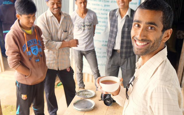 How Young Mountain Tea helped change the tea industry with Indian farmers