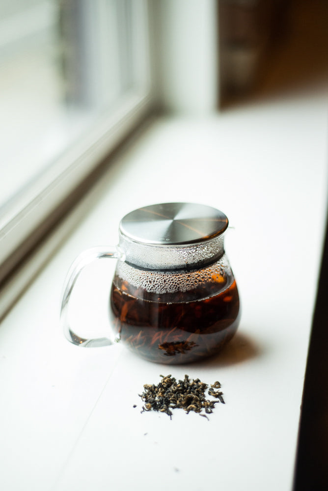 Young Mountain Tea's Ruby Oolong