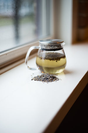 Michigan Lavender Loose Leaf Tea
