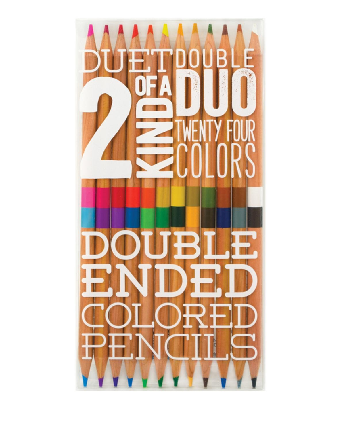 Ooly Double Ended Colored Pencils