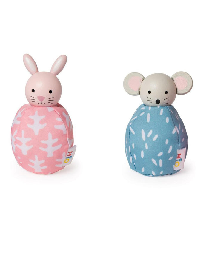MiO Animal Set - Mouse + Bunny