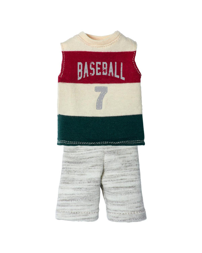 Small Ginger Brother Sport Set