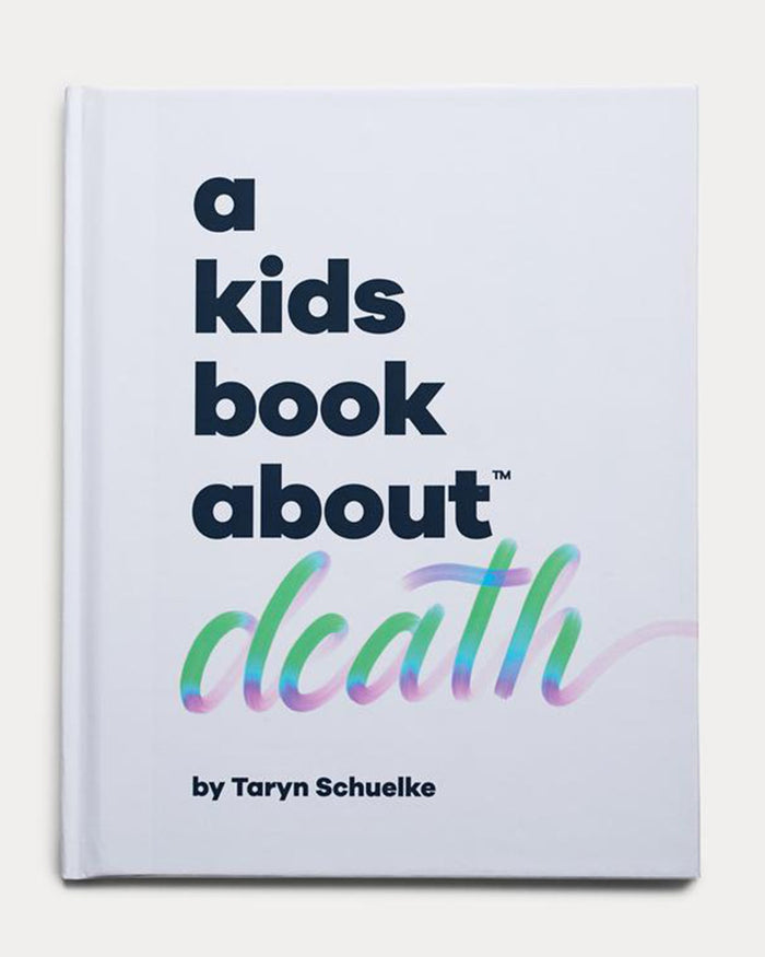 Little a kids book about play a kids book about death