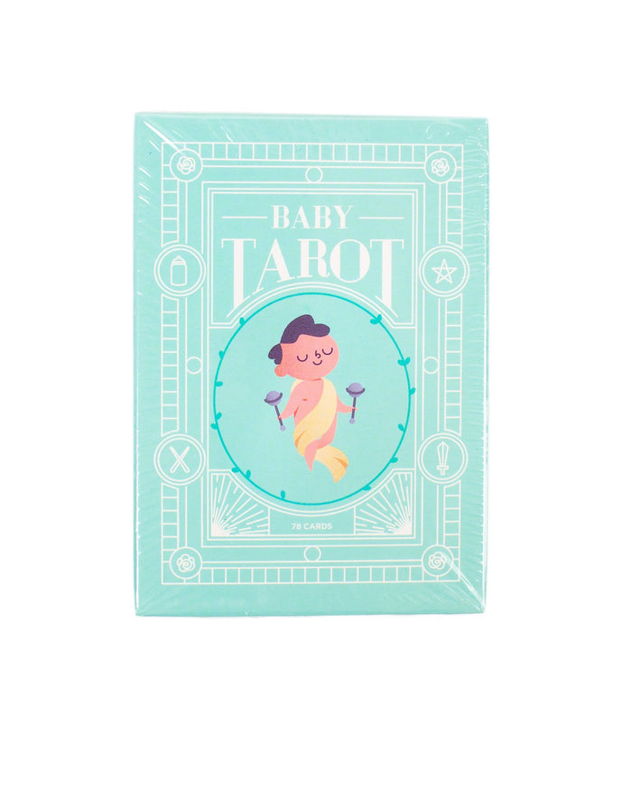 Little baby tarot play baby tarot card deck