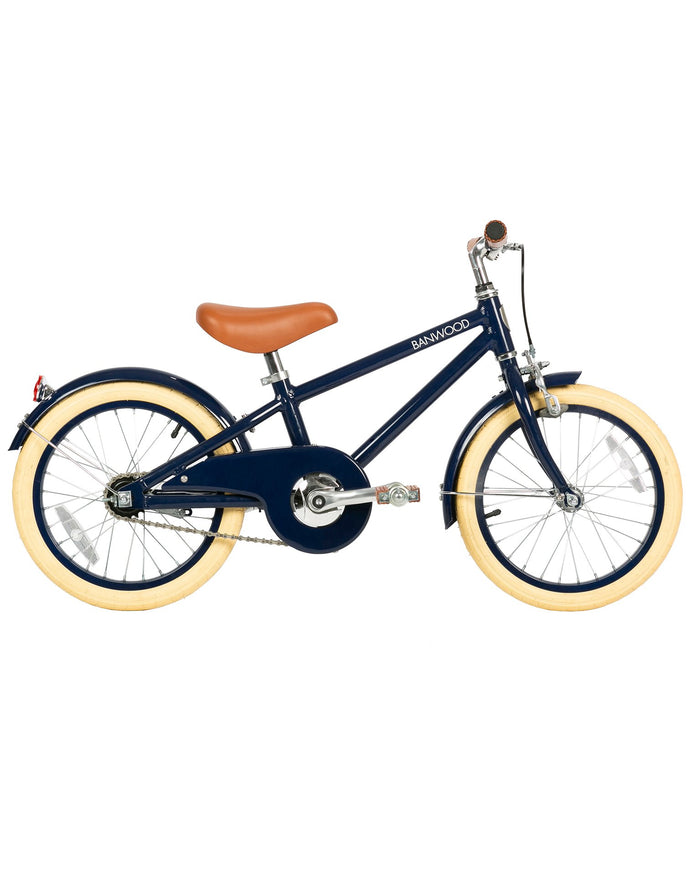 Little banwood play classic bike in navy