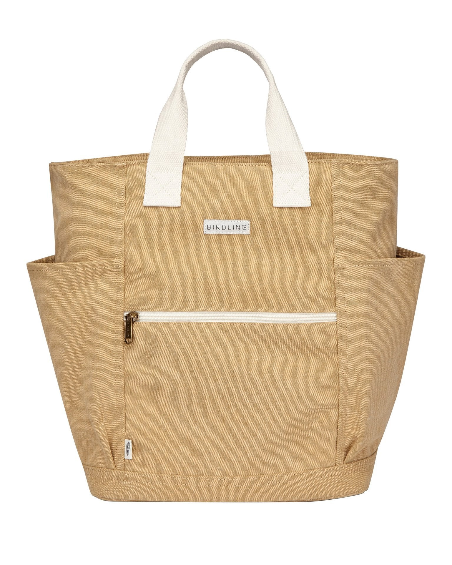 Little birdling bags accessories backpacker in wheat