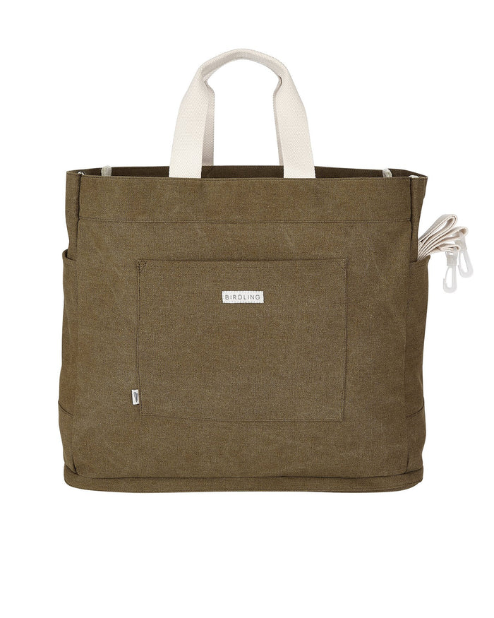 Little birdling bags accessories day tripper in olive