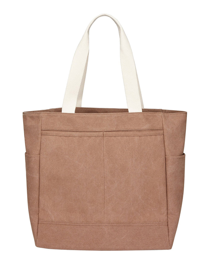 Little birdling bags accessories everyday tote in chestnut