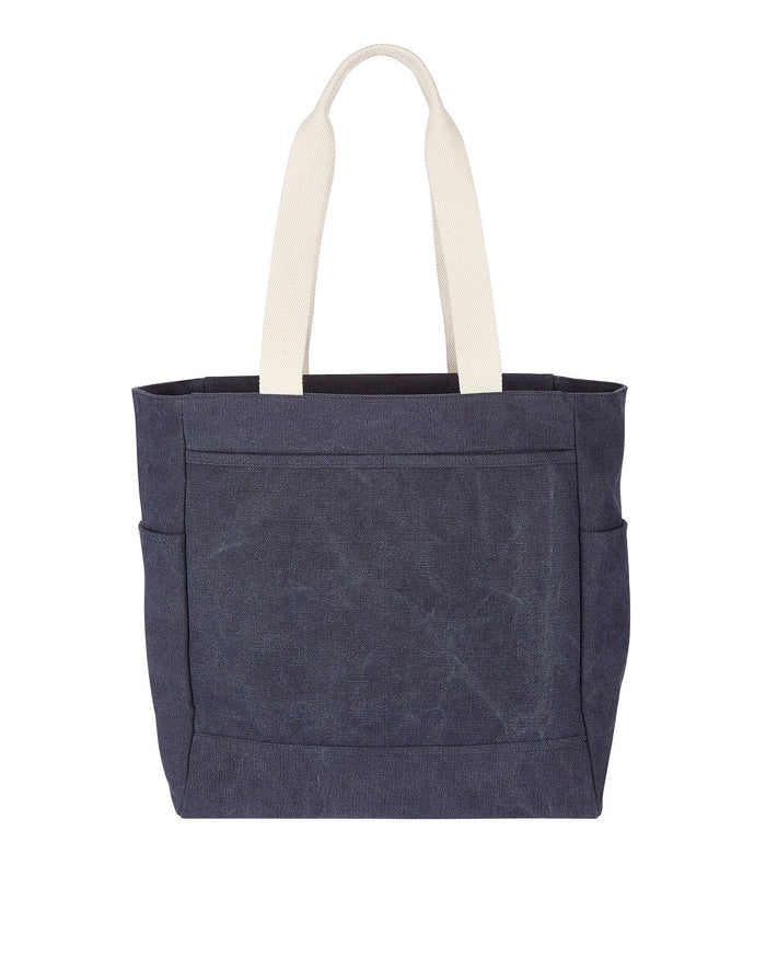 Little birdling bags accessories everyday tote in navy