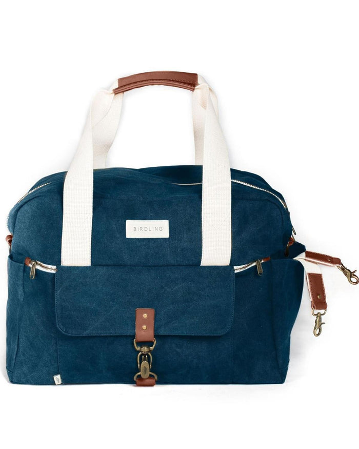 Little birdling bags llc accessories Weekender in Blue