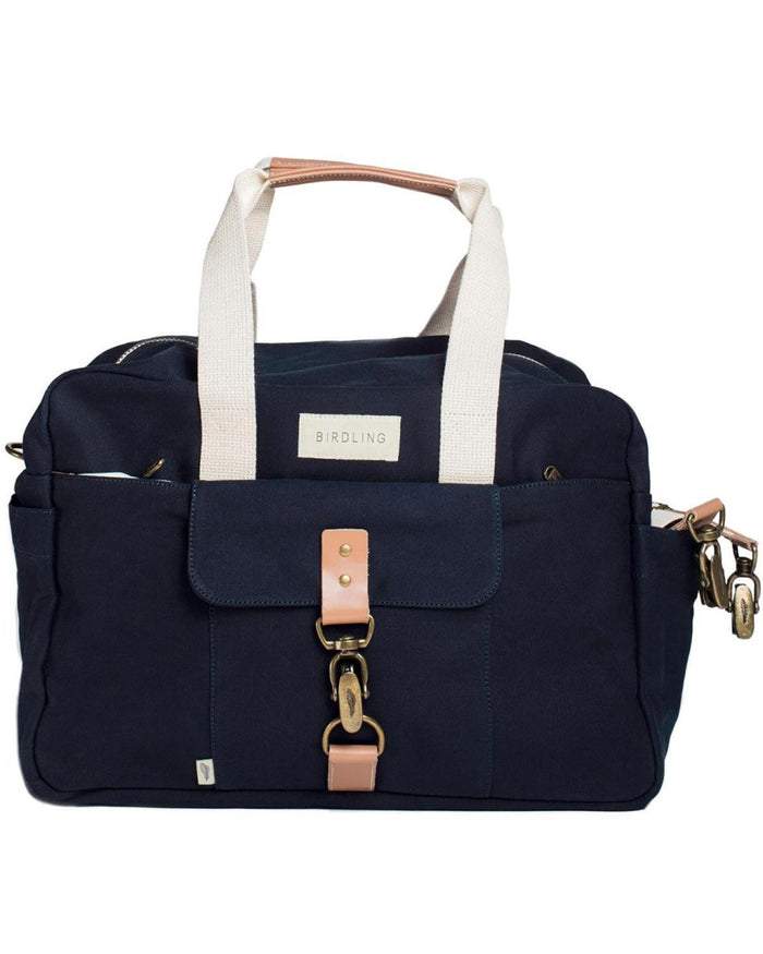 Little birdling bags llc accessories Weekender in Navy