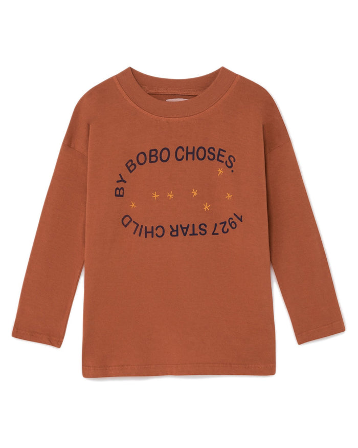 Little bobo choses boy 1927 starchild long sleeve t-shirt