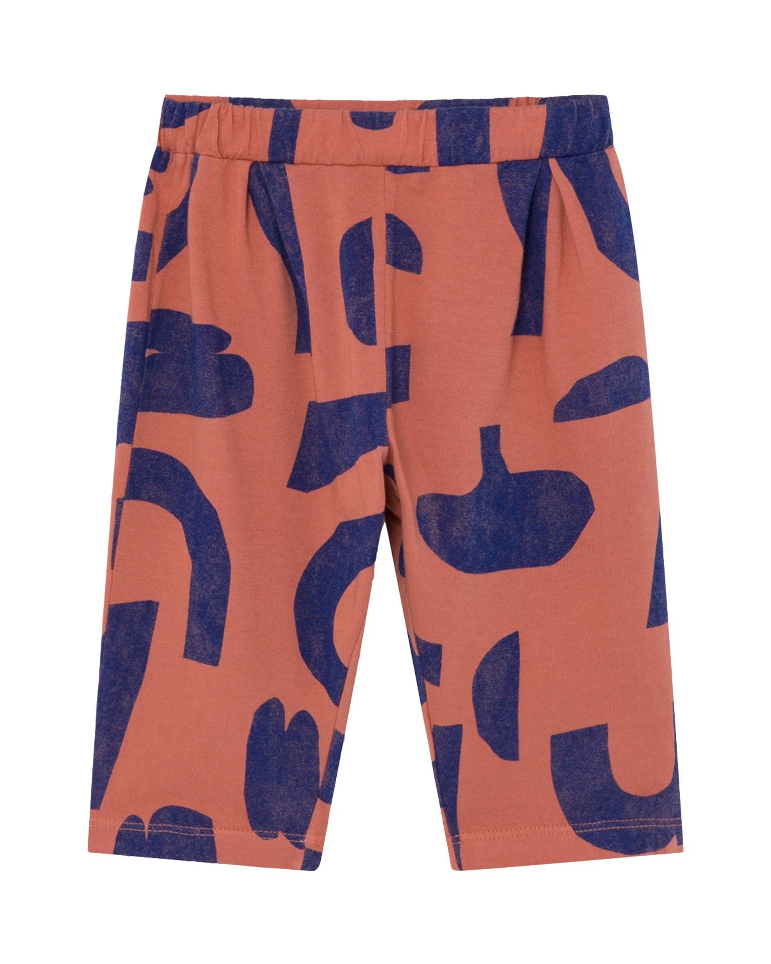 Little bobo choses baby boy abstract jersey baby trousers
