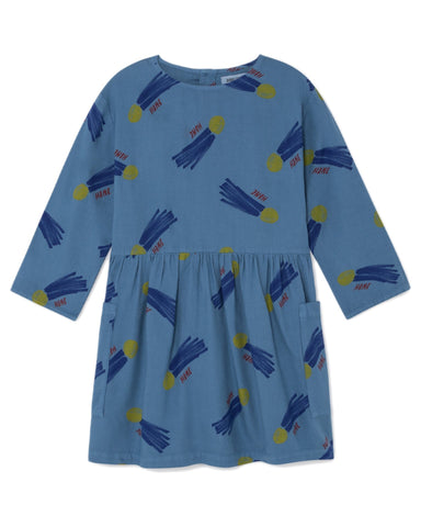 Little bobo choses girl all over a star called home princess dress