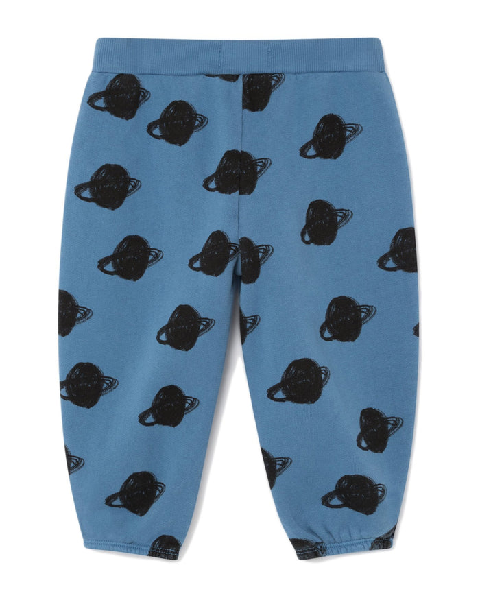 Little bobo choses baby boy all over big saturn baby jogging pants