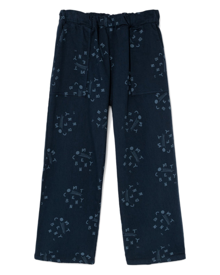 Little bobo choses boy all over comet benny straight pants
