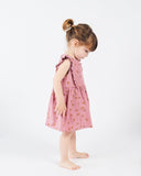 Little bobo choses baby girl all over daisy ruffle dress