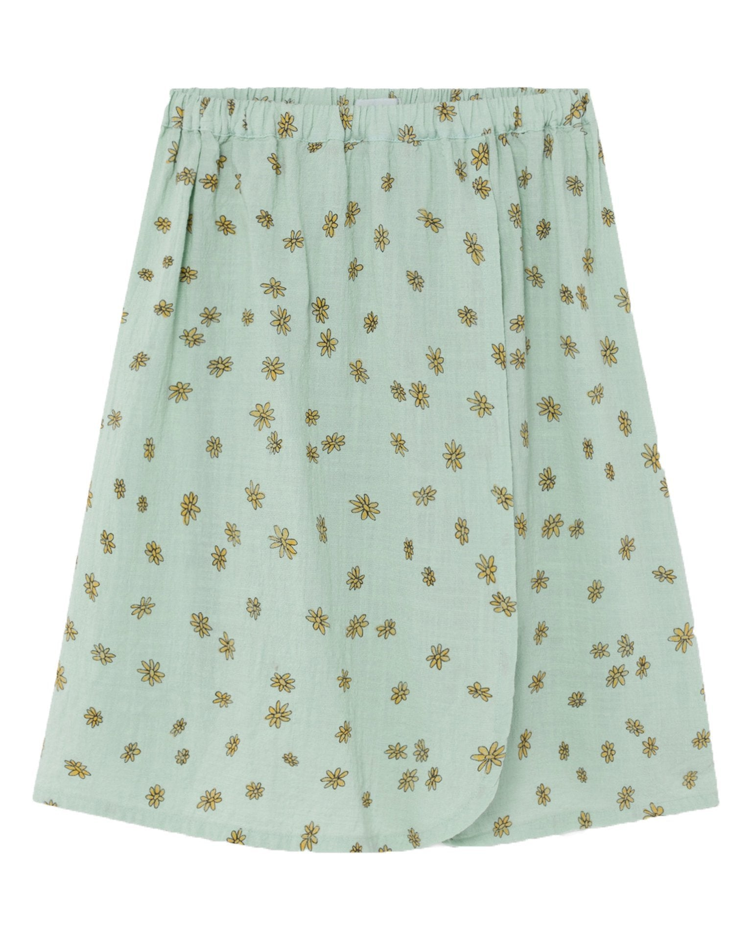 Little bobo choses girl all over daisy wrap midi skirt