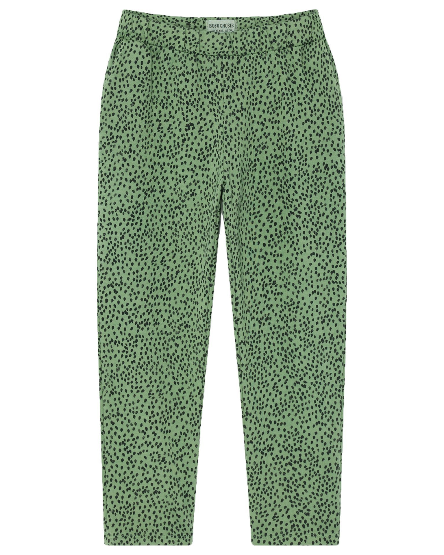 Little bobo choses boy all over leopard jogging pants