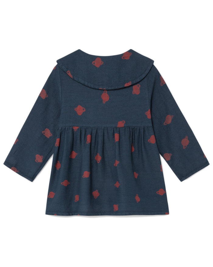 Little bobo choses baby girl all over small saturn baby princess dress