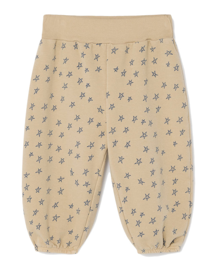 Little bobo choses baby boy all over stars baby jogging pants