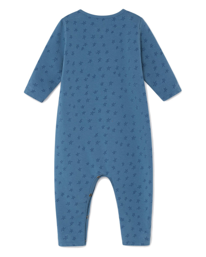 Little bobo choses baby boy all over stars baby jumpsuit