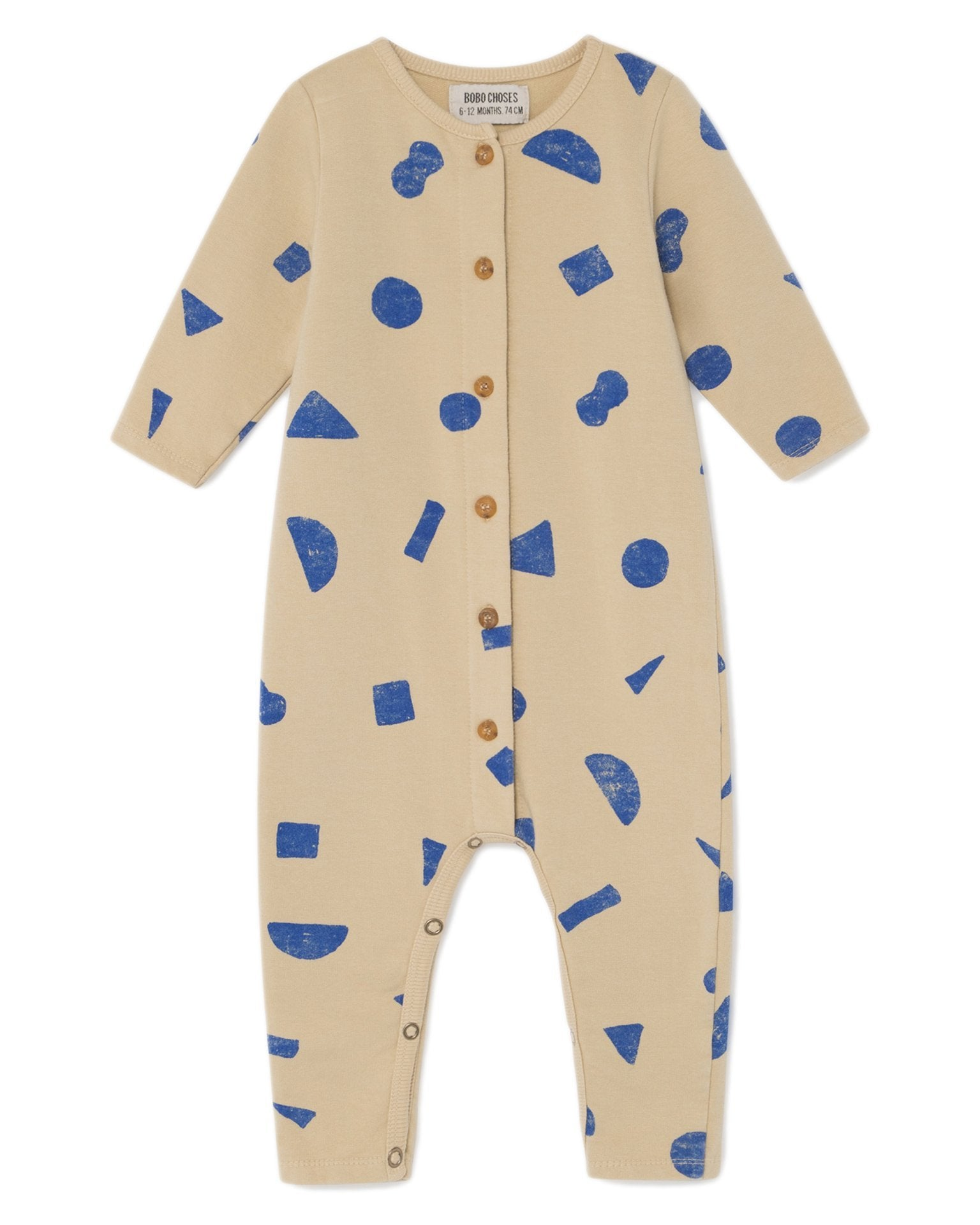 Little bobo choses baby boy all over stuff jumpsuit