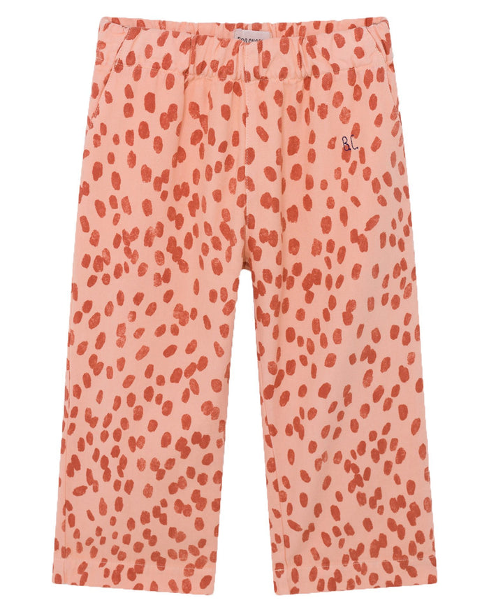 Little bobo choses boy animal print baggy trousers