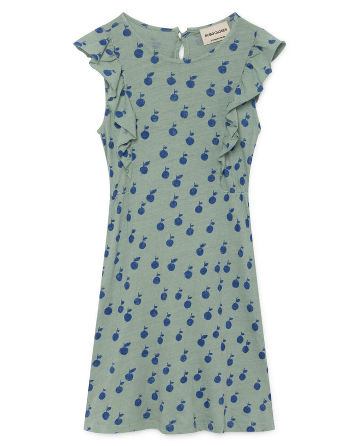Little bobo choses girl 2-3 apples dress
