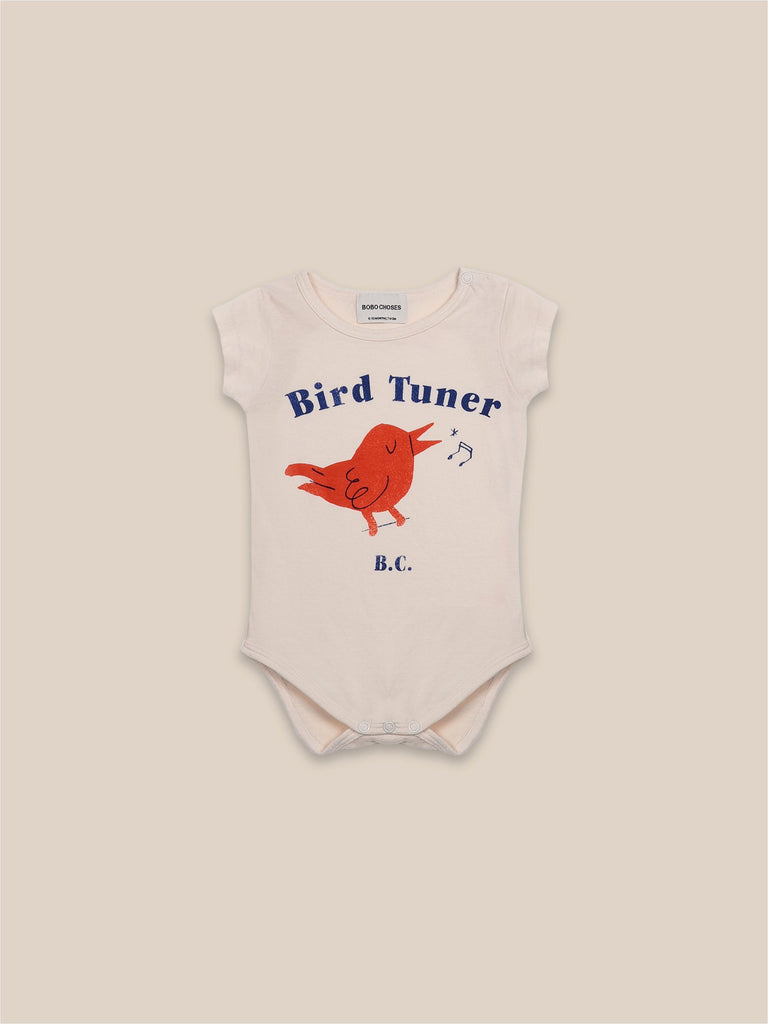 Little bobo choses baby Bird Tuner Short Sleeve Body